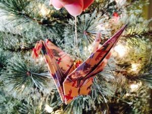 Peace Crane from Kai