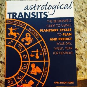 Astrological Transits Full Book Image