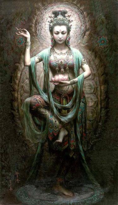 Navaratri - Nine Nights Celebrating the Goddess